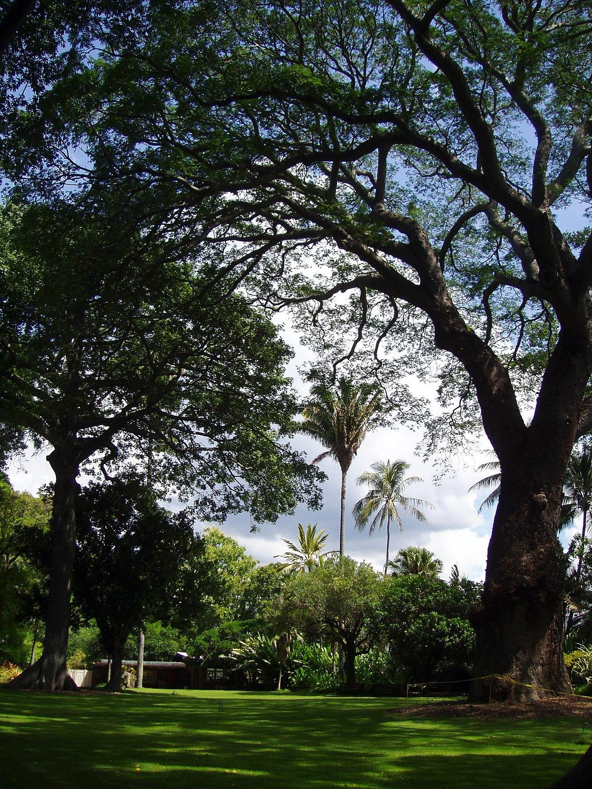Foster Botanical Garden Wikipedia