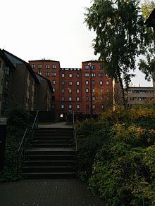 John Anderson Campus  Wikipedia