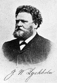J.W. Lyckholm