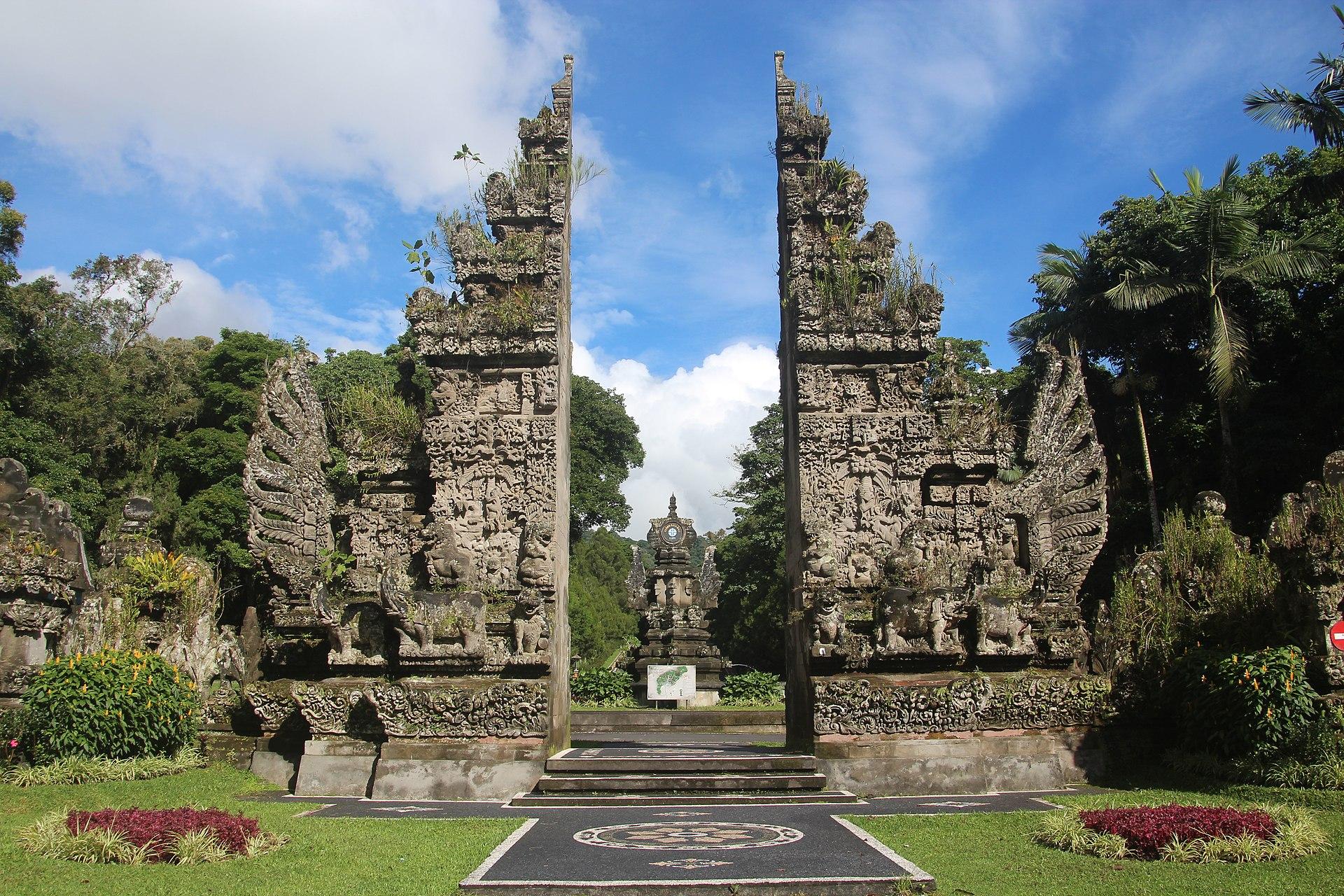 Kebun Raya Bali  Wikipedia bahasa Indonesia ensiklopedia