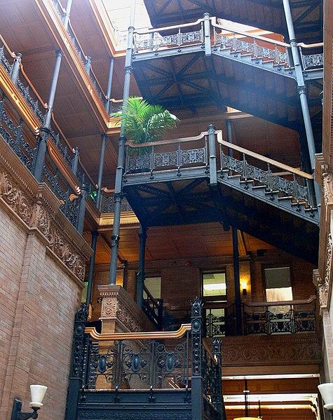 File:Los Angeles Bradbury Building staircase.jpg