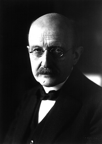 German physicists Max Planck (c. 1930)