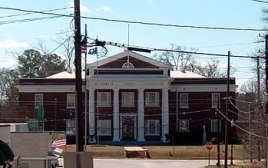 McCormick County courthouse, McCormick, South ...