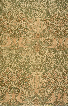Black And Gold Textured Wallpaper Double Cloth Wikipedia