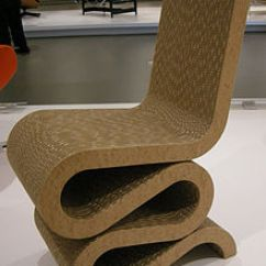 Frank Gehry Chair Ergonomic Back Support Wiggle Side Wikipedia