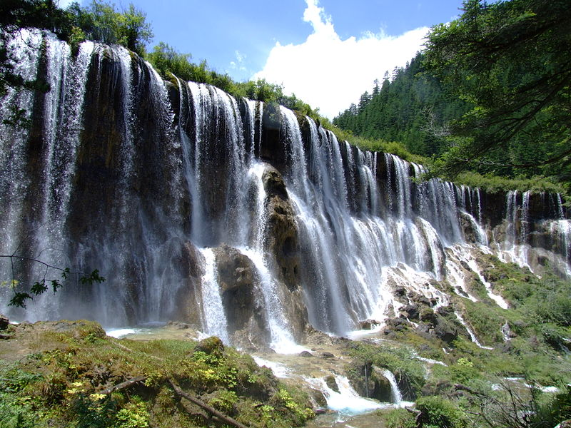 Nuorilang-Waterfall