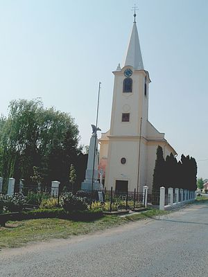 Perenye, The Roman Catholic Church