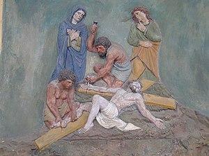 Sacro Monte di Ghiffa. Figure