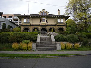 Brace/Moriarty House, 170 Prospect Street, Que...