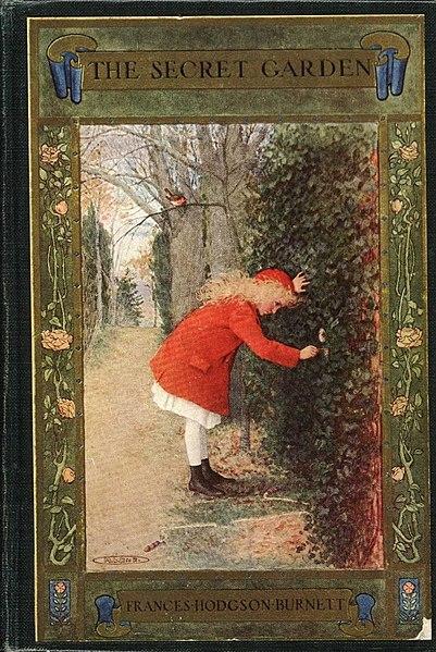 File:The Secret Garden book cover - Project Gutenberg eText 17396.jpg
