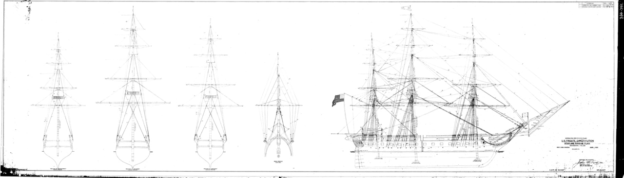 uss constitution rigging diagram honeywell wifi wiring file plan png wikimedia commons