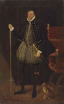 William Herbert 1st Earl Of Pembroke Died 1570 Wikipedia