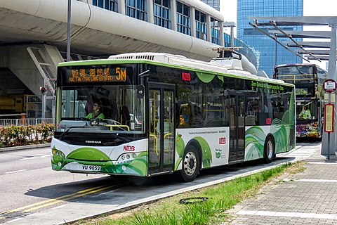 九龍巴士5M線 - Wikiwand