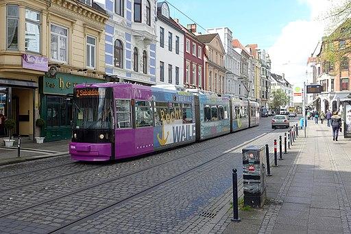BSAG 3004, Ostertorsteinweg, 2016
