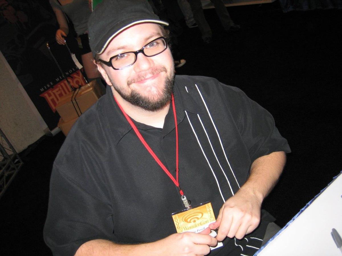 Eric Powell comics  Wikipedia