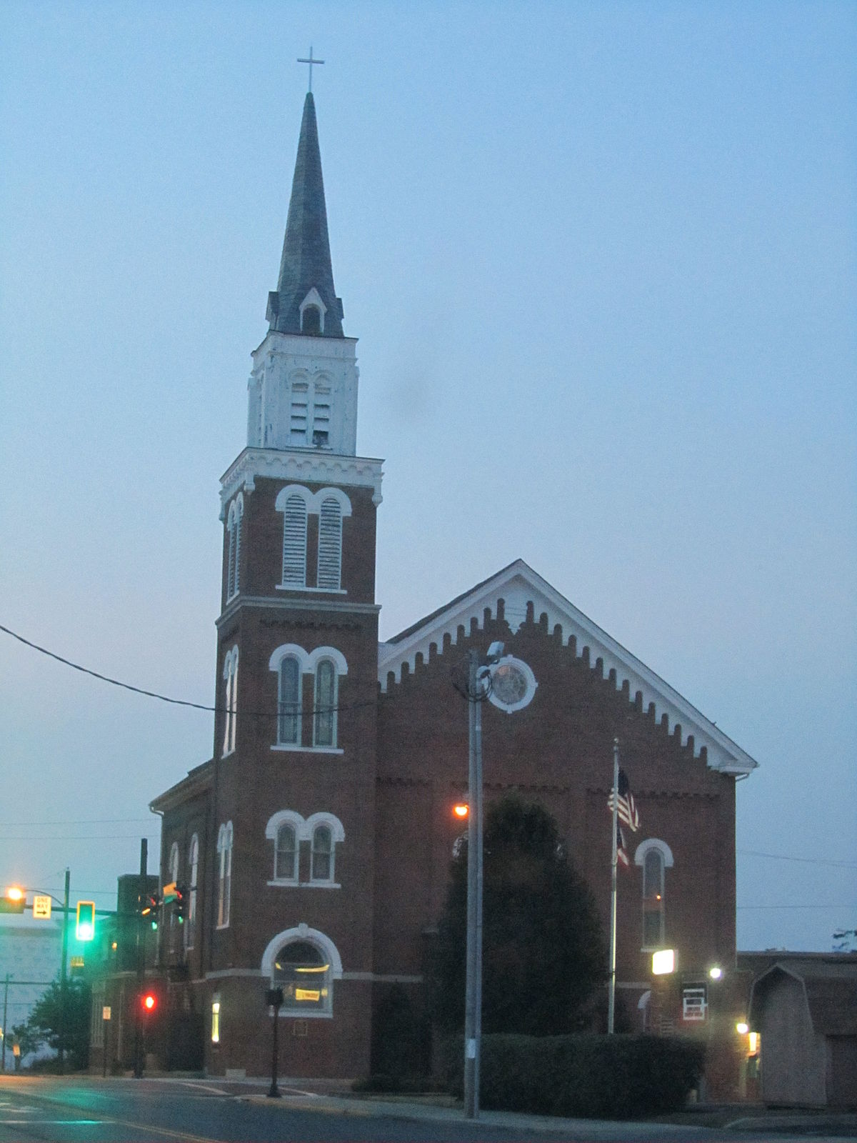 First Lutheran Church Springfield Ohio  Wikipedia