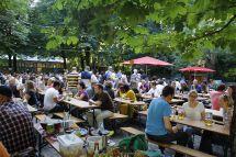 German Beer Garden