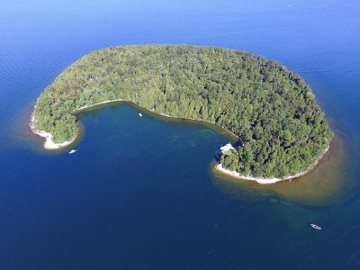 Horseshoe Island (Wisconsin) - Wikipedia