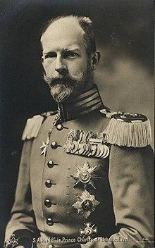 Carlo Antonio di HohenzollernSigmaringen 18681919