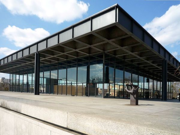 Neue Nationalgalerie - Wikipedia
