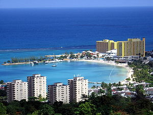 View of Ocho Rios Glenn Standish