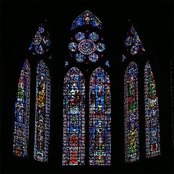 Cathedral of Notre-Dame, Reims, Champagne-Arde...