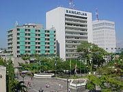 San Pedro Sula la segunda ciudad más grande del pa�s.