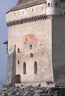 Chteau de Chillon  Wikipdia