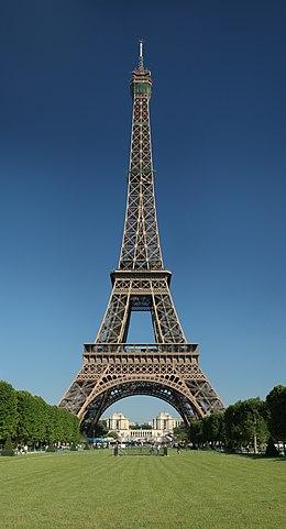 Surnom De La Tour Eiffel : surnom, eiffel, Eiffel, Wikipédia