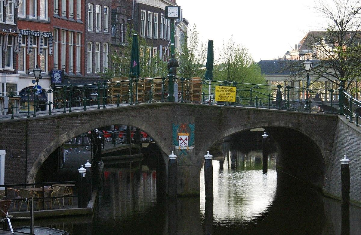Visbrug Leiden  Wikipedia