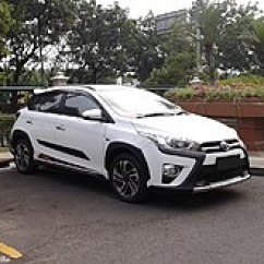 Toyota Yaris Trd Heykers Gambar Grand New Veloz Xp150 Wikipedia 2017 1 5 Nsp151r Indonesia