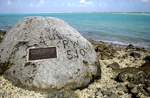 98 rock, Wake Island