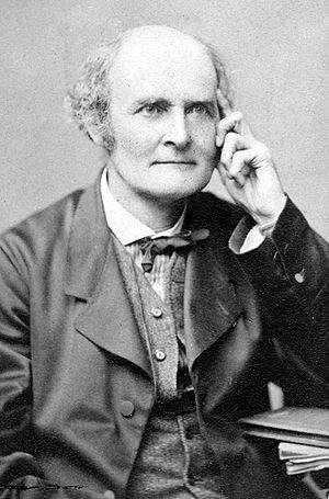 Arthur Cayley Portrait
