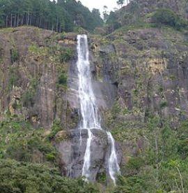 Bambarakanda Falls-Sri Lanka (5)