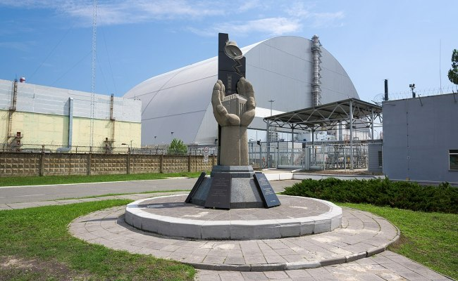 Chernobyl Nuclear Power Plant Wikipedia