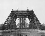 March 20, 1888: Completion of the first level. (Eiffel Tower)