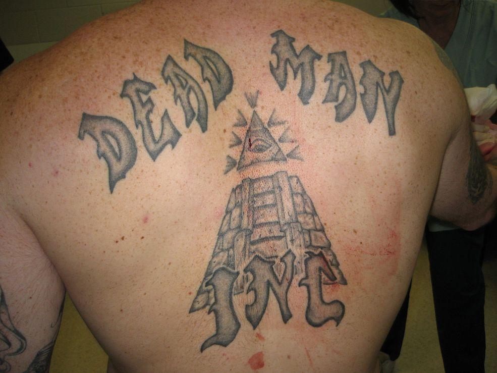Prison Tattooing Wikipedia