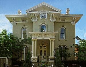 English: The Robert Patrick Fitzgerald House (...
