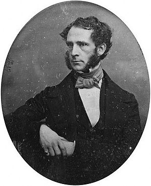 daguerreotype of Frederick William Robertson