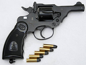 Picture of the IOF 32 Revolver with S&W (L) ca...