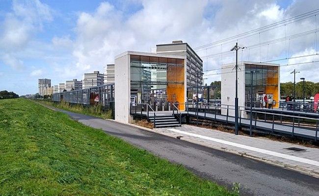 Maassluis West Metrostation Wikiwand