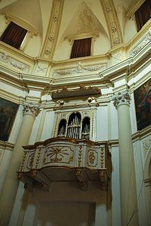 Ex chiesa di Santa Maria della Manna dOro  Wikipedia