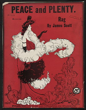 """Peace and Plenty Rag"" (sheet music)..."