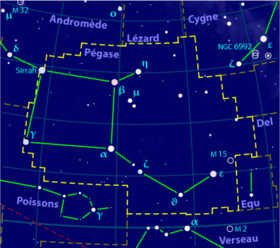 Pegase Constellation Wikipedia