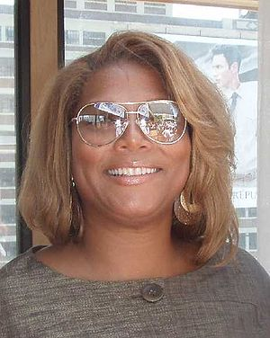 English: Queen Latifah, crop Category:Queen La...