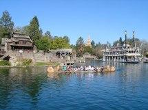 Disneyland Rivers of America