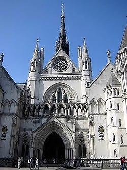 Reales Tribunales de Justicia  Wikipedia la enciclopedia