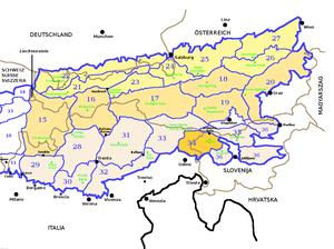 alpes julianos wikipédia a