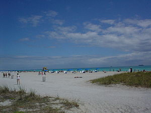 English: South Beach, Florida