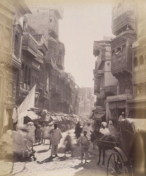 Lahore Street Scenes